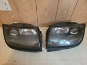 1990-1996 Nissan 300zx Headlights 1990-1996 Pairl+r Oem Left And Right Side