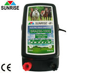 Electric Fence Charger 12mile Livestock Energizer