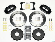 Wilwood Narrow Superlite 6r Front Hat Kit 12.88in 2006-up Civic / Crz