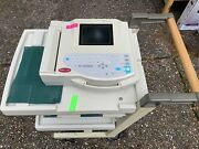 Ge Mac 1200 Ekg Machine With Cart Excellent Condition And Gently Used