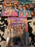 Full House The Complete Sixth Seventh And Eighth Season Dvd Sets 1994 New 6 7 8