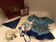 American Girl Kaya Jingle Dress Of Today Outfit Complete With Box