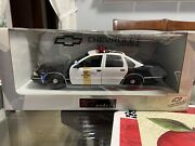 1/18 Scale Lapd Ut Models Unmarked Police Chp Maisto Nos Motor Max Welly Gmp