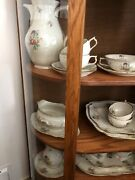 Antique Rosenthal China, Selb Germany, Sanssouci, 20th Century 79 Pieces