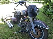 1990 Harley Davidson Ultra Classic Frame And Parts With Title