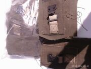M35a2 Early Canvas Cargo Cover Sidewall Strap Buckles M109 M35a3 818 5ton 927