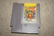 Bucky Oand039hare Nintendo Entertainment System Nes Cart Only 4 Good Shape