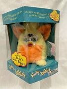 Furby Babies New In Box With Tag Yellow And Orange 1999