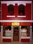 Antique Vintage Toy And Book Store [ Doll House ] Plus +