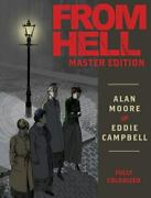 From Hell Master Edition By Alan Moore 2020, Hardcover