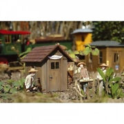 Log Cabins - Piko G Scale Model Train Buildings 62261. Shipping Included