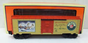 Angela Trotta Thomas General Delivery Boxcar. Lionel. Free Delivery