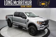 2021 Ford F-150 Rocky Ridge K2 Lifted Crew Fx4 V8 Sport Roof 6 Inch Suspension Lift Tow Technology Bando Premium Audio Tow Pkg