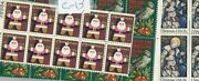 United States Christmas Postage 24 Discount To Face Value. Xmas Fun Pack