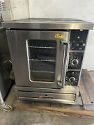 Garland Te2a-6 Half Size Convection Oven