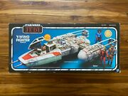 Hasbro Star Wars Vintage Collection Rotj Y-wing Fighter Toys R Us Exclusive