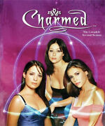 Charmed The Complete Second Season [blu-ray]