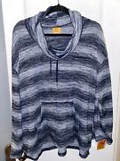 Womenandrsquos Ruby Road Draw String Pullover Size Xl