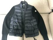 Moncler Down Jacket Iand039m Sorry I Sold Out Popular Cardigan Used In Japan No.666