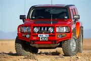 Arb 4x4 Accessories 3468020 Front Deluxe Bull Bar Winch Mount Bumper Fits H3