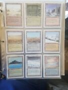 Complete Revised Edition Set - Mtg - See Photos - Nm/mint- Dual Lands And Cards