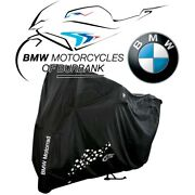 R 1250 Gs / Adventure All Weather Cover Genuine Bmw Motorrad Motorcycle