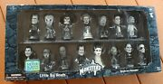Universal Monsters Silver Screen Edition Little Big Heads 2000 Sideshow Box Set
