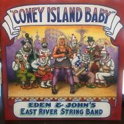 Signed R Crumb 2 Lp Cover Coney Island Baby East River String Band