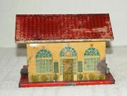 Vintage Lionel Train Whistle House Building 5-3/8 Long Untested