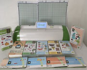 Cricut Expression 2 5th Anniversary Crex002 7 Used Cartridges And 2 Mats