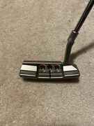 Lh Left Hand Scotty Cameron 2018 Select Newport 2 35andrdquo Putter W/ Headcover Mint.