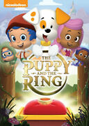Bubble Guppies The Puppy And The Ring [region 1] - Dvd - Free Shipping. - New
