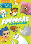 Bubble Guppies Animals Everywhere [region 1] - Dvd - Free Shipping. - New