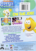 Bubble Guppies On The Job [region 1] - Dvd - Free Shipping. - New