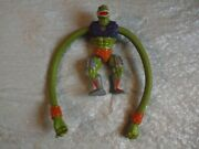 He Man Vintage Action Figure Squeeze Masters Of The Universe Motu 1986
