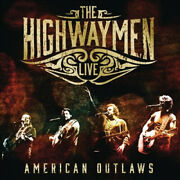 Live - American Outlaws 3-cd/blu-ray By The Highwaymen