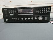 Pyle Pd1000bt Wireless Bt Streaming Home Theater Preamplifier - C