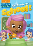 Bubble Guppies Get Ready For School [region 1] - Dvd - Free Shipping. - New
