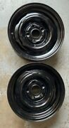 Ford 5 Lug Steel Rims Fits Ford 5 Lug Wheels For 14x5 X 4.5 Mustang Cougar