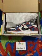 Nike Sb Dunk Low Pro Parra Abstract Art 2021 - Size 9 Us Mens - Brand New