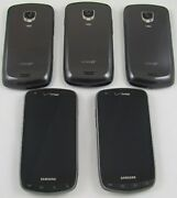 5 Samsung Sch-i510 Droid Charge Verizon Smartphone Lot Hearing Aid