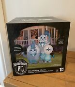 Gemmy Airblown Haunted Mansion Inflatable. Sold Out For 2021. In Hand.