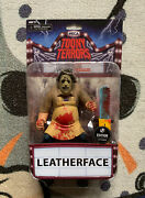 Neca Toony Terror Texas Chainsaw Massacre Leatherface Lootcrate Edition Bloody