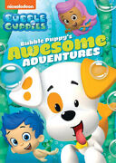 Bubble Guppies Bubble Puppy's Awesome Adventures - Dvd - Free Shipping. - New