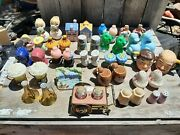 22 Pairs Of Vintage Salt And Pepper Shakers