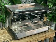 Rancilio Classe 9 Usb High Cup 2 Group Stainless Espresso Coffee Machine Cafe