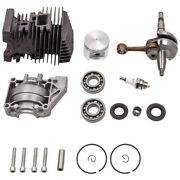 49mm Cylinder Piston Valve Kit For Stihl 029 039 Ms290 Ms310 Ms390 Chainsaw