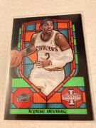 Kyrie Irving Stained Glass Sp. 2013-14 Panini Innovation Basketball