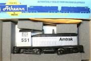 Athearn Ho Scale Amtrak Sw7 551 4013 Dc Version