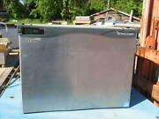 Scotsman Co330sa-1a Cube Ice Machine Maker With Storage Food Service Commercial